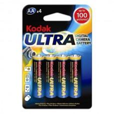 Kodak Ultra Digital KAA-4 micro ceruza elem 4db/bliszter