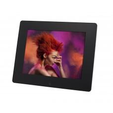 """Rollei Pissaro DPF-700 digitális képkeret 7"""" (17,8cm),fekete színben"""