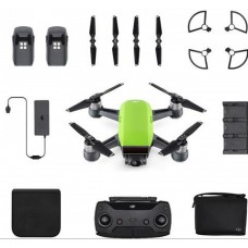 DJI Spark Fly More Combo Meadow Green (drón szettben,zöld)