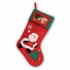 ZEP TT72 fényképes karácsonyi zokni 28x40cm, (039471)
