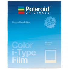 "Polaroid I-Type ""Summer Blues Edition"" 8 lap színes instant film"