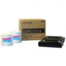 Sony 2UPC-C14  (2YPC-C14SC) 10x15 cm,hőszublimációs papír szett 2x200 printhez