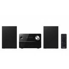 Pioneer X-EM26(B) Micro HiFi rendszer, Bluetooth, CD, FM, USB, 2x10W, fekete színben