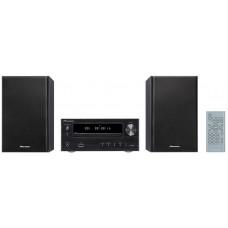 Pioneer X-HM16(B) Micro HiFi rendszer, CD, USB, MP3, AM/FM, 2x15W, fekete színben
