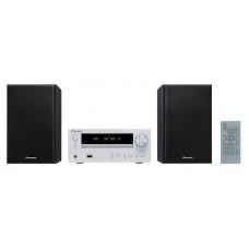 Pioneer X-HM16(S) Micro HiFi rendszer, CD, USB, MP3, AM/FM, 2x15W, ezüst színben