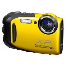 Fujifilm Finepix XP70 digitális fényképezőgép (sárga)