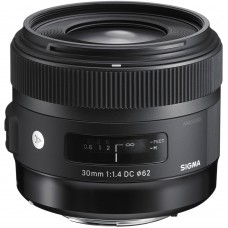 Sigma 30mm F1,4 (A) Nikon (301955) DC HSM objektív
