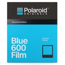 "Polaroid Originals 600 Color 8 lap ""Duochrome Edition"" Blue színes instant film (by Impossible)"