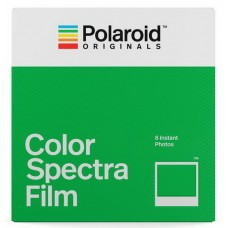 Polaroid Color instant film Polaroid Image & Spectra 8lap (by Impossible)