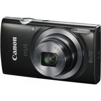 Canon Ixus 160 digitális fényképezőgép (fekete)