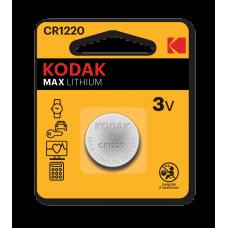 Kodak KCR1220 3V lítium elem