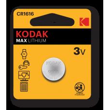 Kodak KCR1616 3V lítium elem