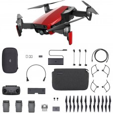DJI Mavic Air  Fly More  Combo drón (piros)