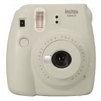 Fujifilm Instax Mini 9 instant kamera (smoky white)