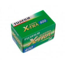 Fuji Superia X-TRA 400 135-24 színes negatív film