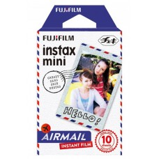 Fujifilm Instax mini  Airmail instant film (6,2x4,6cm) 10lap