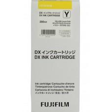 Fuji DX100 ink 200ml (yellow)
