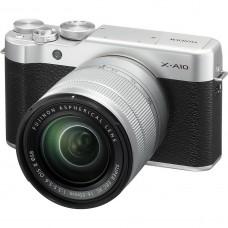 Fujifilm X-A10+XC16-50mm F3,5-5,6 OIS II KIT (ezüst)