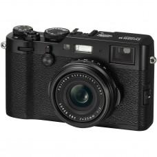 Fujifilm X100F digitális fényképezőgép (fekete)