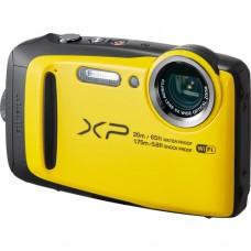 Fujifilm Finepix XP120 digitális fényképezőgép (sárga)