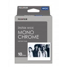 Fujifilm Instax Wide Monochrome instant film (6,2x9,9cm) single pack 10lap