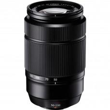 Fujinon XC50-230mm F4,5-6,7 OIS  objektív (fekete)