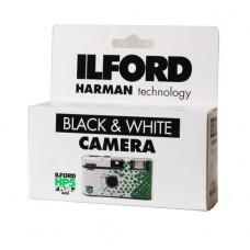 Ilford HP5 Plus 400 /24+3 egyszer használatos vakus fényképezőgép 27 felvételhez