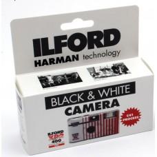 Ilford XP2 400 24+3 egyszer használatos vakus fényképezőgép 27 felvételhez