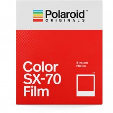 Polaroid Color instant film Polaroid SX-70 8lap (by Impossible)