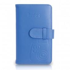 Fuji Instax Mini Laporta album (cobalt blue)