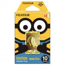 Fujifilm Instax mini  MINION instant film (6,2x4,6cm) 10lap