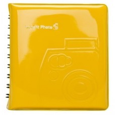 Fuji Instax mini Jelly album Yellow