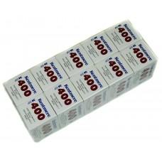 Kentmere 400 136-36 fekete-fehér negatív film 10 tekercs/csomag