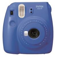 Fujifilm Instax Mini 9 instant kamera (cobalt blue)