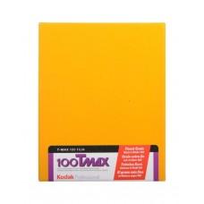 """Kodak T-Max 100 4x5""""/10 lap síkfilm (TMX)"""