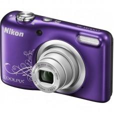 Nikon Coolpix A10 digitális fényképezőgép (lila art)