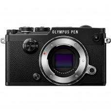 Olympus PEN-F digitális fényképezőgép váz (fekete)+Manfrotto Befree One alu állvány gömbfejjel+National Geographic Privet válltáska