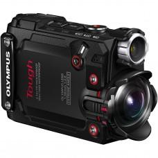 Olympus TG-Tracker digitális fényképezőgép (fekete)