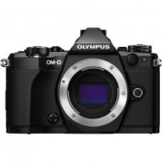 Olympus E-M5II fekete váz