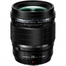 Olympus M.ZUIKO DIGITAL ED 25mm 1:1.2 PRO (ES-M2512PRO) objektív fekete