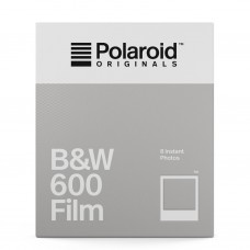 Polaroid Originals 600 B&W 8 lap fekete-fehér instant film (by Impossible)