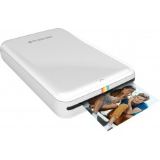"Polaroid ZIP Mobile Printer 2x3"" (fehér)"