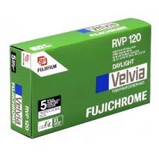 Fujichrome Velvia 50 120*5 RVP professzionális fordítós (dia) rollfilm csomag