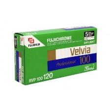 Fujichrome Velvia 100 120*5 RVP professzionális fordítós (dia)rollfilm csomag