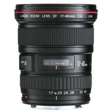 Canon EF 17-40mm F4,0 L USM objektív