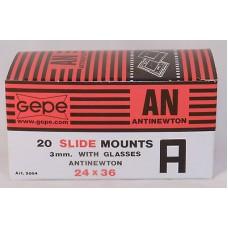 Gepe üveges diakeret Anti-Newton üveggel 20 db/doboz