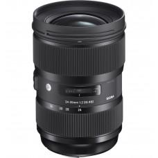 Sigma 24-35mm F2,0 (A) Canon (588954) DG HSM objektív