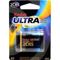 Kodak KL2CR5 6V lítium elem