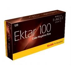 Kodak Ektar 100 120*5 professzionális negatív rollfilm csomag