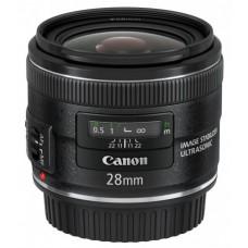 Canon EF 28mm F2,8  IS USM objektív